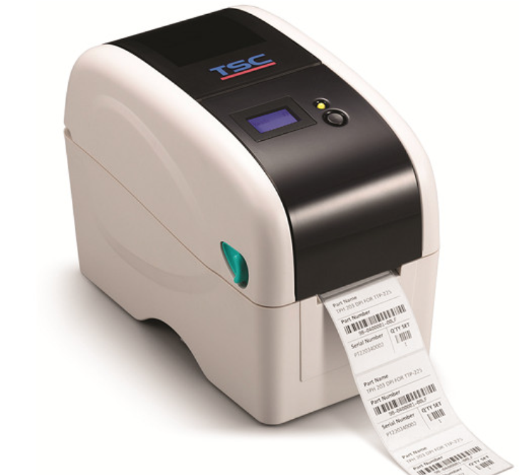 imprimante code-barres associée logiciel ostréicole