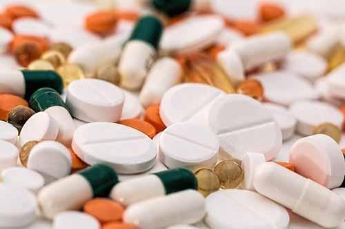 médicaments en vrac