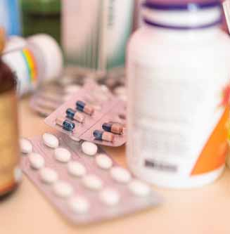 médicaments avec code-barres