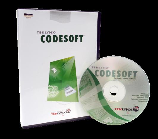 Logiciel Codesoft